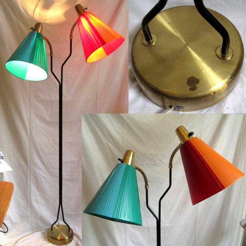 Golvlampa Vintage ~ Interiörinspiration och idéer för hemdesign