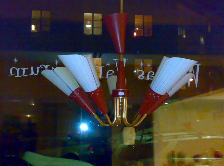 Sålda objekt Belysning& speglar Wanjas Vardagsrum, Sweden