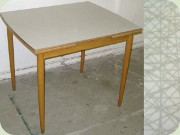 Swedish 60's Virrvarr Perstorp table by Edsbyverken