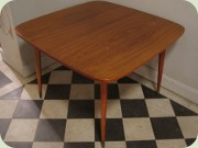 50's dining table