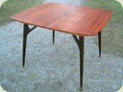 Swedish 50's or 60's dining table